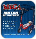 Buy Electric Scooters from SA Scooter Shop - sascootershop.co.za